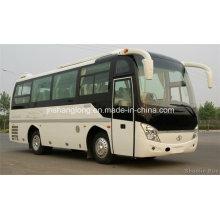 Ônibus traseiro longo de Seaters 35 do motor de 8m com suspensão do ar