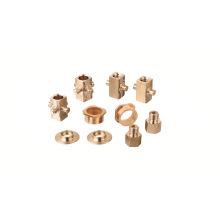 Brass Joints Precision Machining Parts