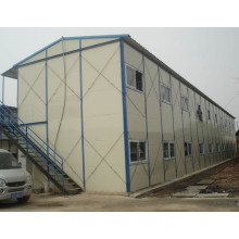 Steel Structure Prefab Temporary House (KXD-pH1417)