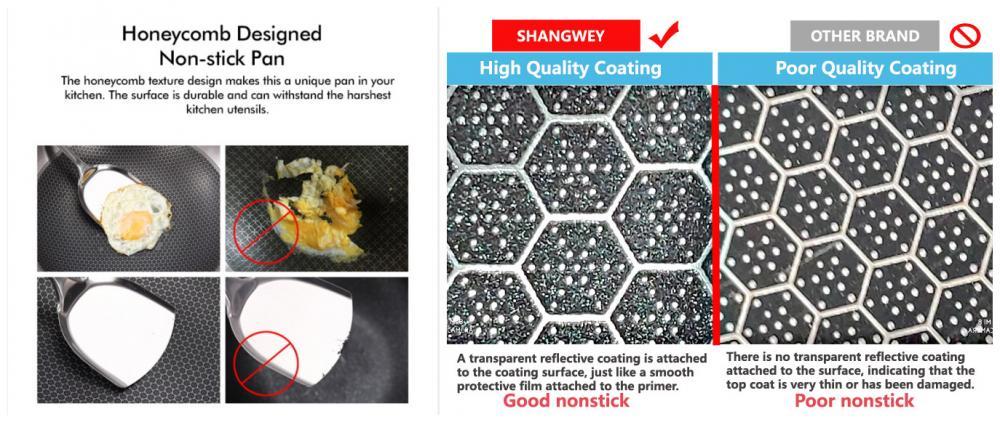 frying pan handle
