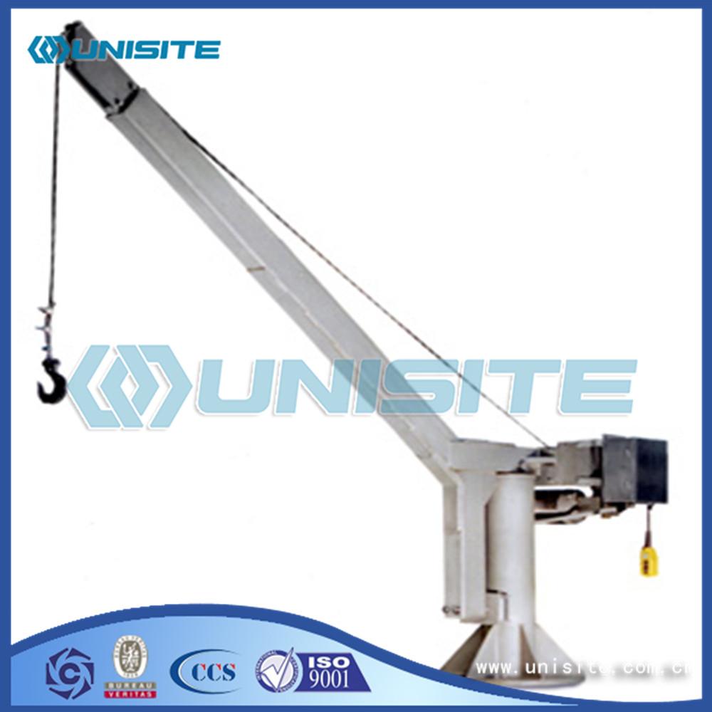 Steel Marine Davits Arm Crane