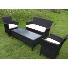 Mobilier de jardin en osier style Sofa Set Oem
