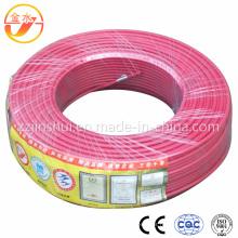 Cobre / PVC aisló los alambres eléctricos / alambre de construcción