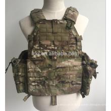 peso leve Exército ak 47 à prova de balas airsoft colete tático