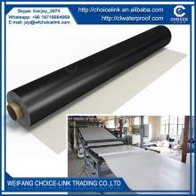 polyester fleece cover TPO waterproof sheet