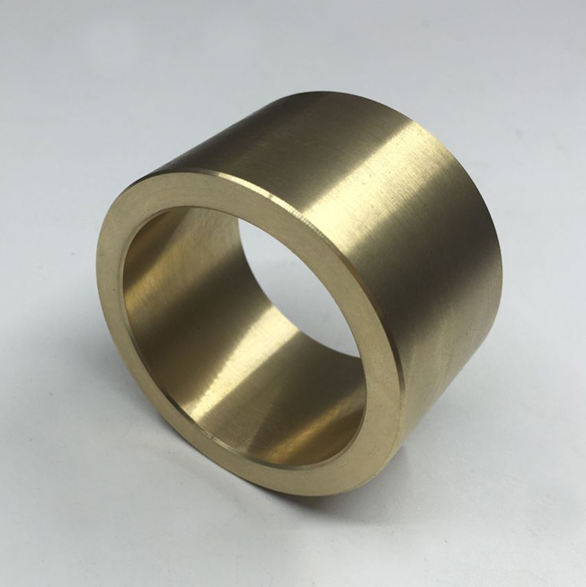 machining brass