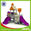 Colorful Outdoor Playground, Amusement Park Equipment