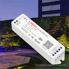 DC12-24V input DMX512 signal 512CH LTECH 2.4G Wifi-101-DMX4 Wifi Controller