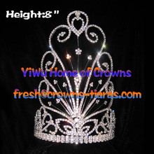 Wholesale Crystal Rhinestone Crowns