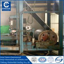 Bitumen Waterproofing Membrane Making Equipment