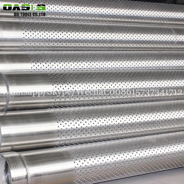 Drilling Perforated Casing Pipe 8