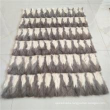 custom size squirrel pelt high quality squirrel fur