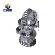 Peneira de vibração do filtro do leite de vibração do aço inoxidável 450