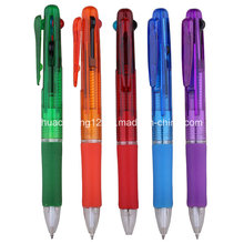 G6070 Promotional Multicolor Ballpoint Pen with 4 Colors
