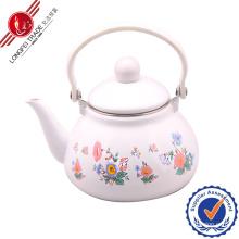 1.5L Enamel Teapot with Bakelite Handle