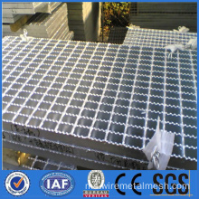 Panel Konfigurasi Carbon Steel Grating Keselamatan