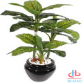 30 cm de altura Artificial Potted Tree Plant