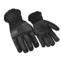Full finger protective working anti-shock mechanic gloves
