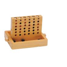 Juego de mesa de ajedrez de madera multi en uno (CB1013)