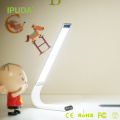 Lâmpada LED de controle de toque recarregável com carregador de sensor de movimento USB