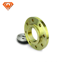 high quality HEBEI china ASME b16.5 rtj lap joint flange ss316ti/1.4571