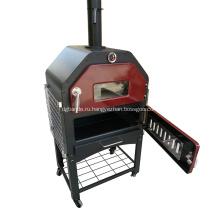 Делюкс печь для пиццы с окном