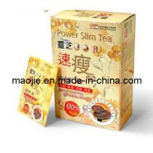 100% poder Slim té (pérdida de peso de Ganoderma)