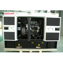 Grupo electrógeno silencioso Super Silent con motor Perkins (200kVA / 160KW)