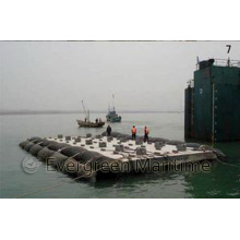 Salvage Marine Airbag para lanzamiento de buques, elevación, actualización / bolsas de aire de goma para buques