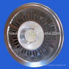 Dimmable AR111 qr111 COB 220V GU1010w conduziu a luz de teto do ponto