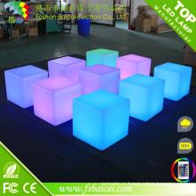 Стул светодиодного куба (BCR-114C)