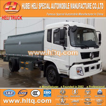 DONGFENG 4x2 13CBM stainless steel storage tanker truck 190HP cheap price hot sale