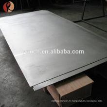 Tôle en titane ASTM B265 Gr3 à vendre