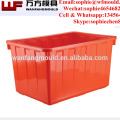 large plastic water tank mould made in China OEM Custom big plastic injection water tank mold making