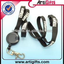Promotional id badge holder lanyard