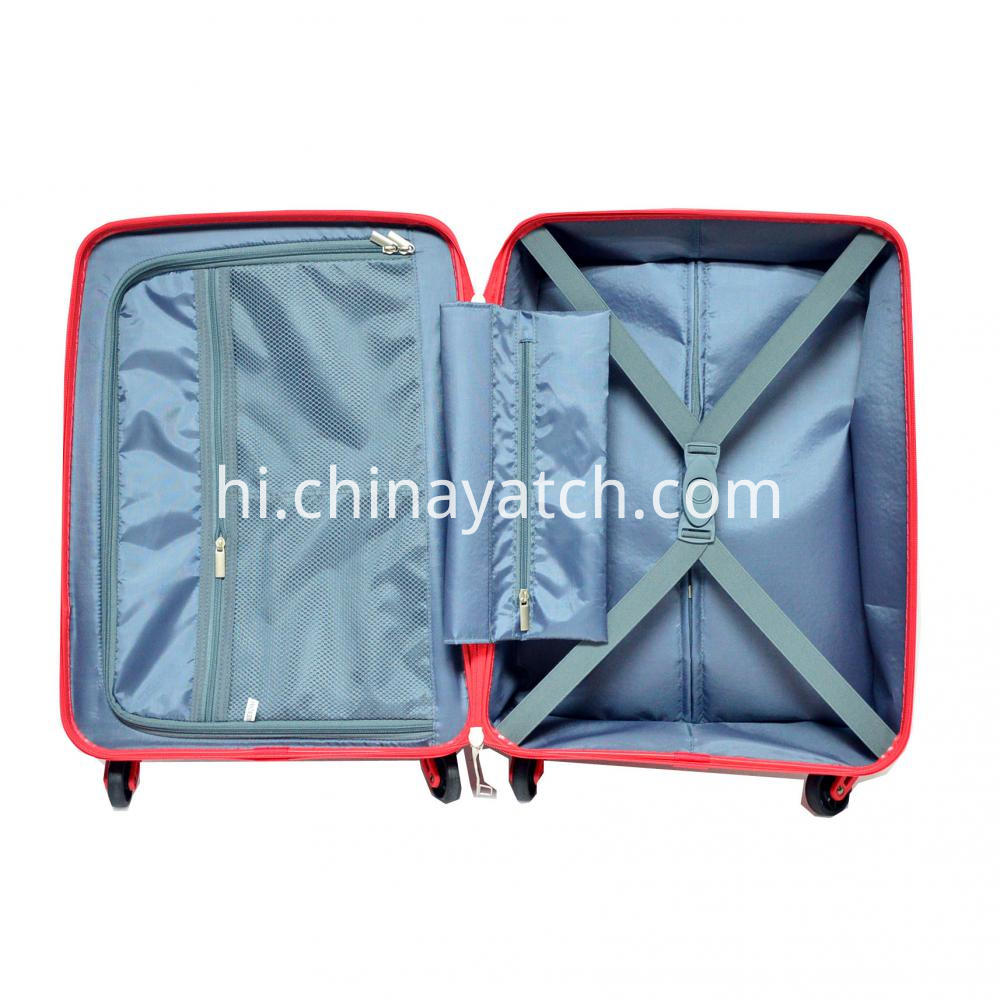 PP trolley suitcase