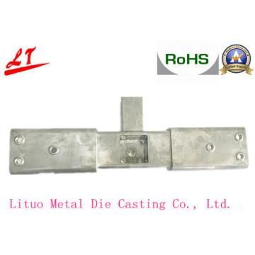 Die Cast peças móveis com liga de alumínio moagem