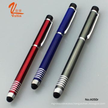 Design Logo Ballpoint Type Pen with Stylus for iPad