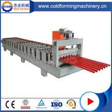 CE Standard Steel Wall Sheet Corrugation Forming Machine