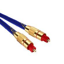 2m fibre optique câble Audio Od6.0mm Od60-G