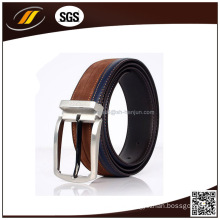 Wholesale Cowhide Full Grain Men′s Office Belt 100%Real Leather Belts