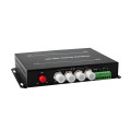 Best seller 1/2/4/8CH hd-sdi fiber media converter RS485 RS232 multiplexer video converter