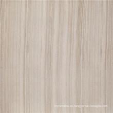 Línea de grano de madera azulejo / azulejo pulido