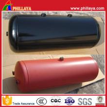 Semi Trailer Part Carbon Steel Air Tank for Braking System
