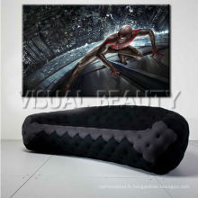 Célèbre image d'homme araignée impression sur toile
