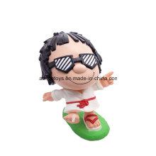 Bonecas de plástico para crianças