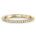 Bague en or et bijoux en argent sterling avec plus de 925 cz
