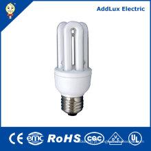 CE UL 5W - Luzes de poupança de energia de 15W 3u 110-240V