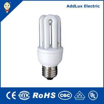 110-240V Ce UL 5W - 15W 3u Lâmpadas de poupança de energia