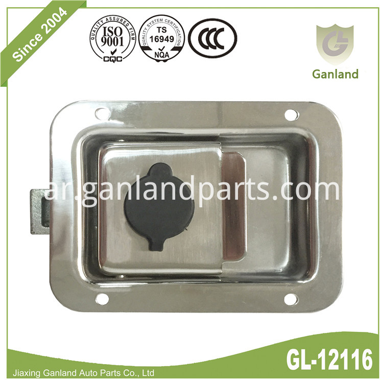 Flush Mount Paddle Lock GL-12116